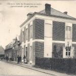 Ecole garçon 1912