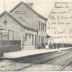 Gare Leers-Nord 1925