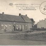 Commerce de la frontière 1930