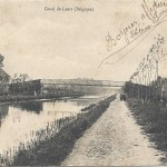 La passerelle 1908