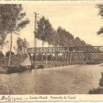 La passerelle 1937